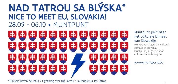 Nad Tatrou sa Blyska